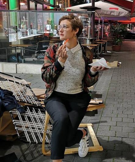 Josefine Berkholz / Wenn ich groß bin, werde ich Lyriker*in