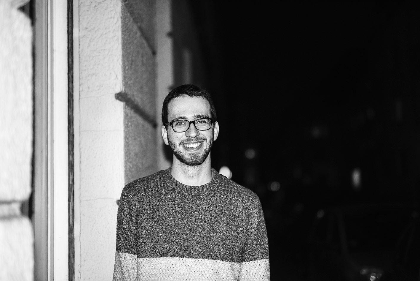 Nitay Feigenbaum / Lesereihe, November 2018